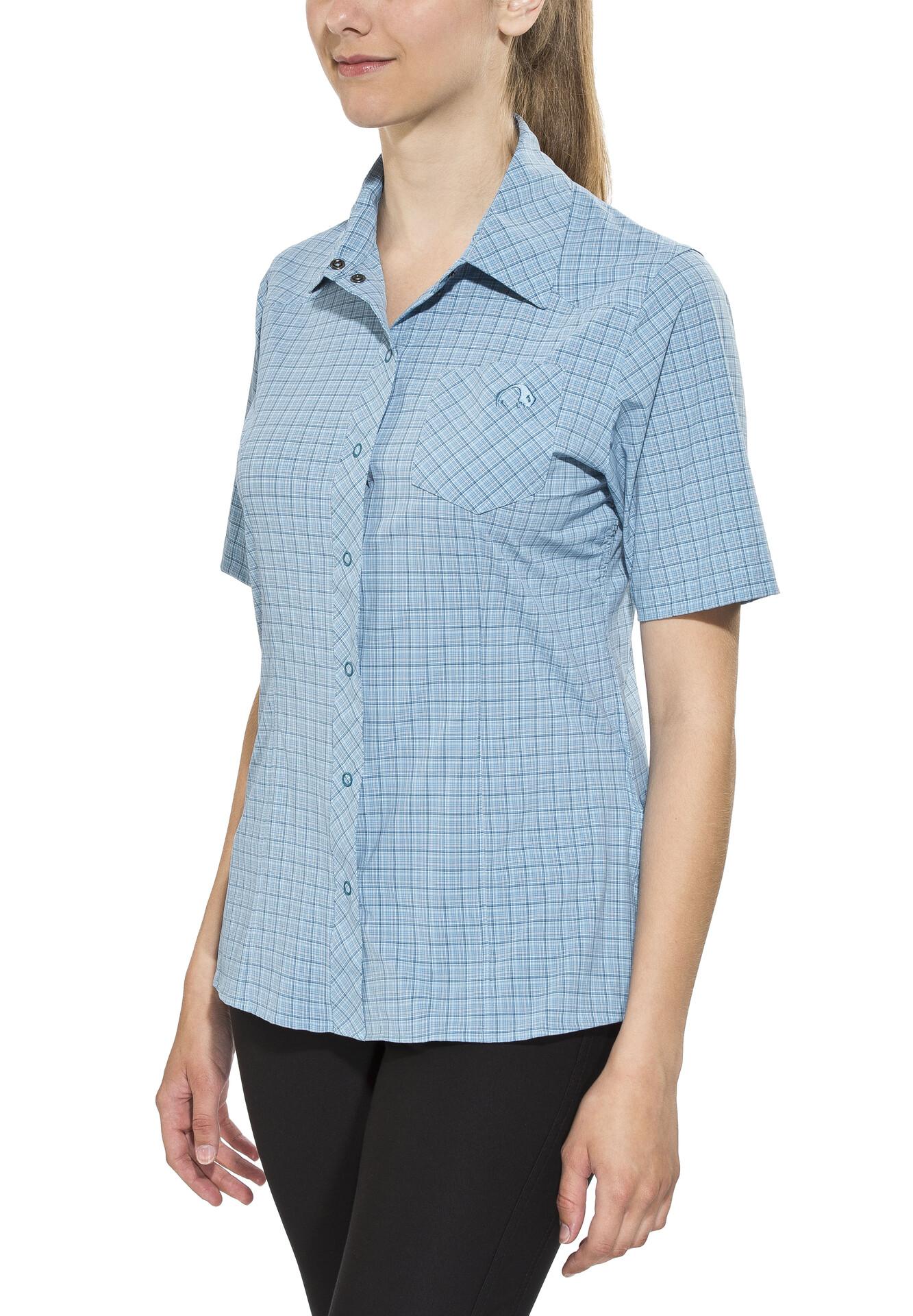 Tatonka Courtes Manches Bleu Femme Jonne T Shirt c5uKJF1Tl3